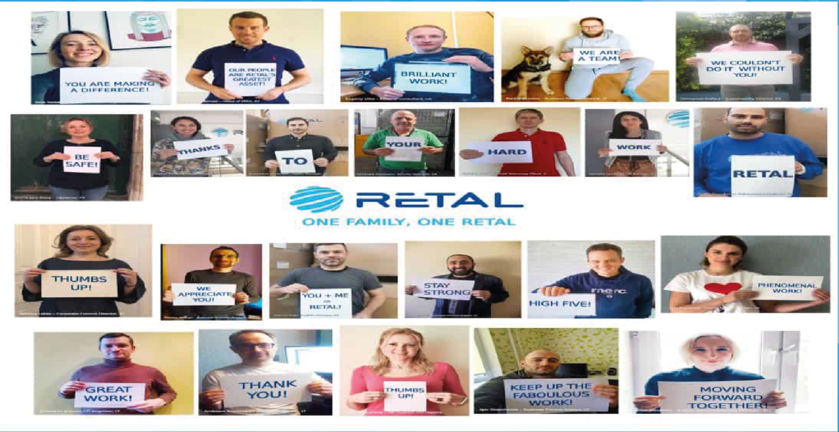 Stay connected: Adapting intranet needs at RETAL